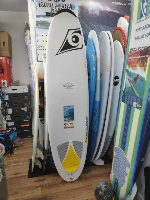 alquiler tabla surf 7 pies Madrid.
