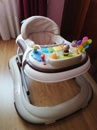 c3d1d8913 Andadores para bebés de segunda mano en A Coruña en WALLAPOP