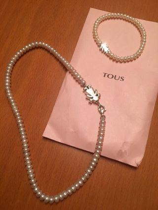 de6176f5f3ee Pulsera de perlas para niños de segunda mano en WALLAPOP