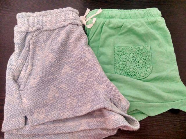 salida de fábrica artesanía exquisita estilo popular Pantalones cortos niña Zara 9-10 de segunda mano por 2,5 ...