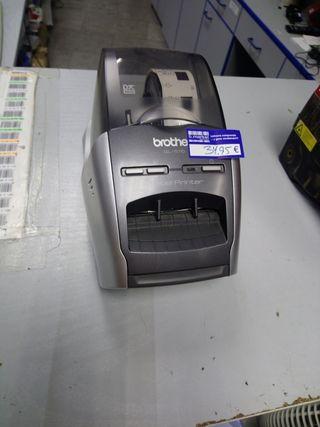 impresora etiqueta brother