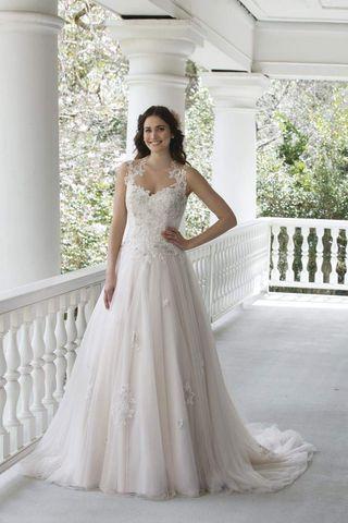 35817c5ad Falda de novia de tul de segunda mano en WALLAPOP