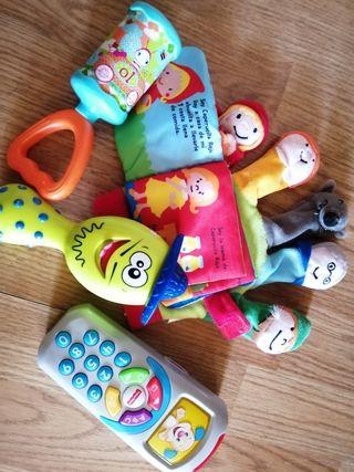 juguetes bebes