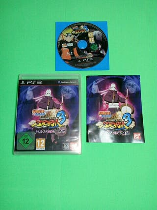 naruto shippuden ultimate ninja storm 3 ps3