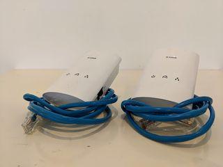 Adaptador PowerLine (PLC) HD Ethernet AV DHP306AV
