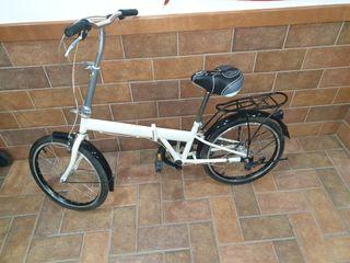 bicicleta pegable