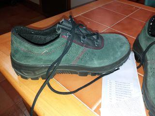 Zapatos de seguridad Iturri 40