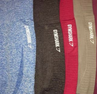 Gymshark leggings x7
