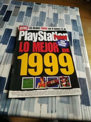 extra play station power.lo mejor de 1999