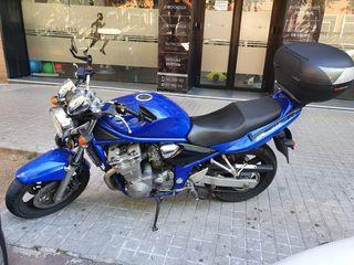 Suzuki bandit de 600cc