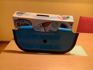 Barrera para bañera bebé azul / baby dam