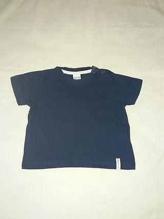 Camiseta 6-12m.