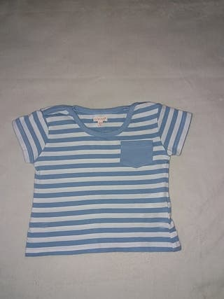 Camiseta 6-9 meses.