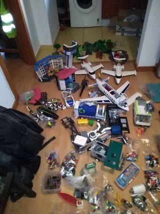 Playmobil lote grandísimo precio negociable.
