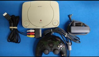 Consola Sony Playstation One (psone-psx-ps1)