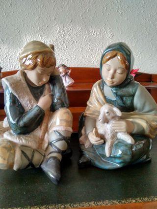 Figuras pastores