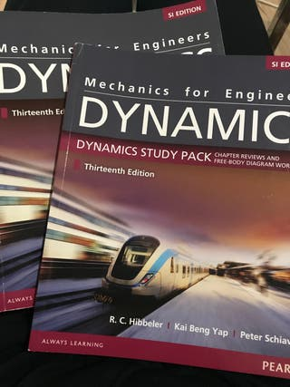 Mechanics for Engineers - Dynamica