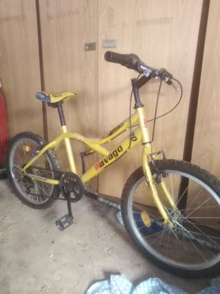 bicicleta unisex talla m