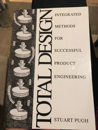 Total Design Product Engineering Book