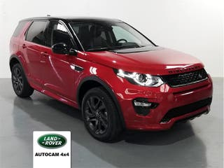 LAND-ROVER Discovery Sport 2.0TD4 SE 4x4 Aut. 150