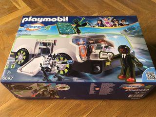 Caja vacía Playmobil 6692 coche solar súper4