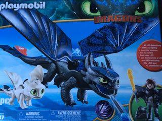 Caja vacía Playmobil 70037 de Dragons