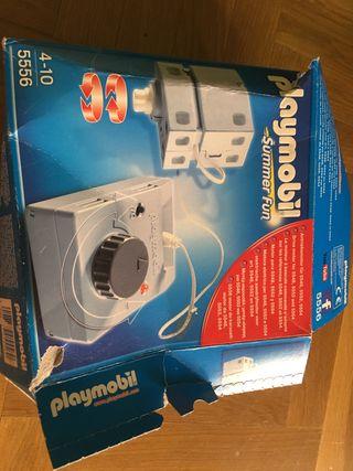 Caja vacía motor de atracciones Playmobil 5556