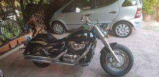 Moto Custom Suzuki vl1500