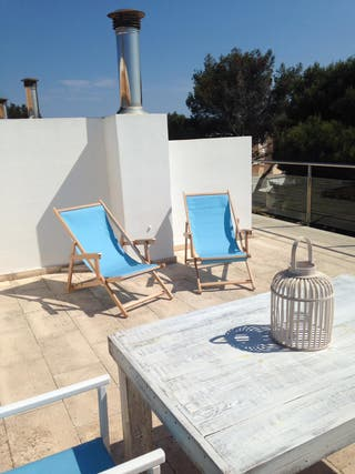 Precioso apartamento dúplex con vistas al mar-SP22