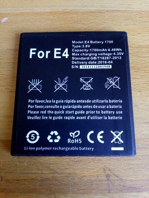 Batería compatible BQ Aquaris E4