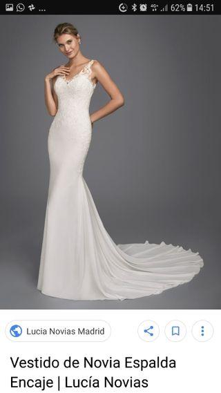 Donde vender vestido de novia en madrid
