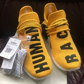 Men's Human Race Trainers