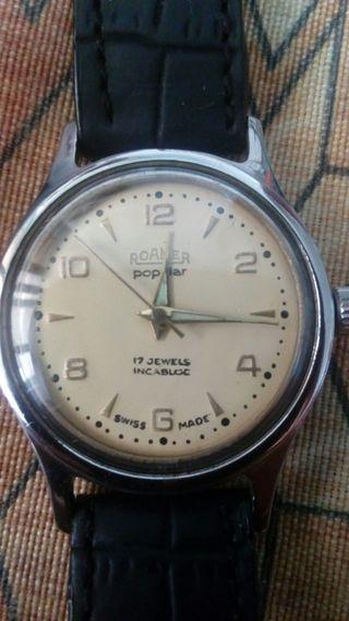 e9991c36a3a0 Reloj suizos de segunda mano en Málaga en WALLAPOP