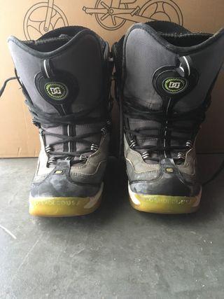 Botas snow DCShoes