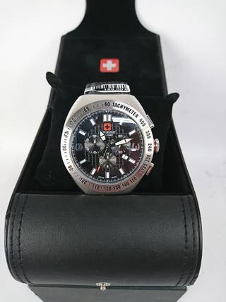 e6c7cc171cf0 Reloj Swiss Military de segunda mano en WALLAPOP