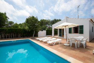 Maravillosa villa en Cala'n Blanes-M2