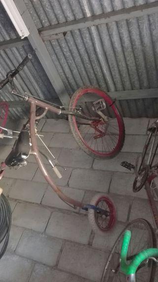 bicicleta clásicos