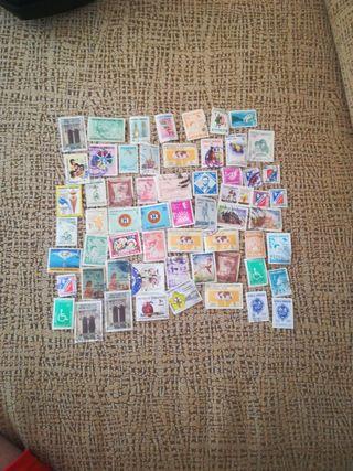 sellos republica dominicana antiguos
