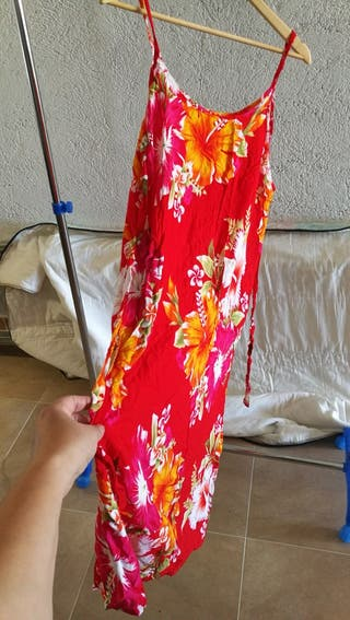 Vestido fresco T.XL