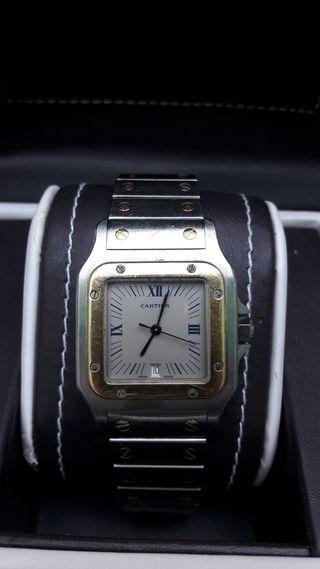 fd9c3afe6d2f Reloj Cartier de segunda mano en la provincia de Madrid en WALLAPOP