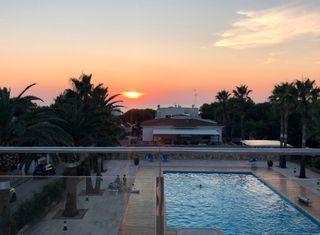 Apartamento con vistas a la puesta de sol-SP29
