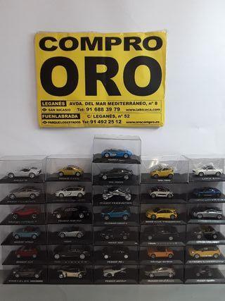 COLECCIÓN DE AUTOS.