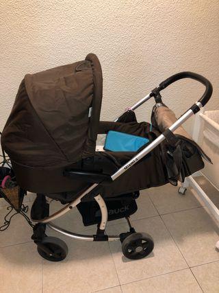 Cochecito de bebé Hauck carrito