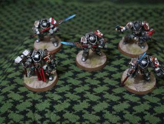 Warhammer 40000: Exterminadores Caballeros Grises