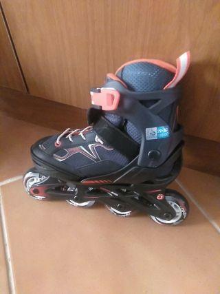 patines en líneas