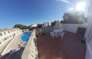 Apartamento con gran terraza privada-BR C8