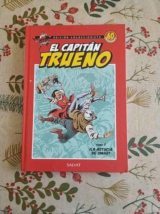 Comics. El capitán trueno