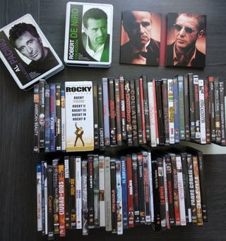 Filmoteca/colección DVD'S