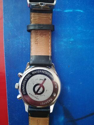 reloj de hombre radiant