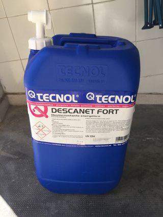 DESCANET FORT DE TECNOL